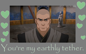 Valentine of Korra: Zaheer Believes He Can Fly by FrozenClaws