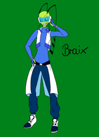 New Character - Braix by 96Alexchan