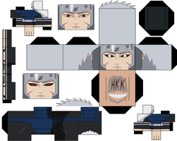 Tobirama Senju by hollowkingking