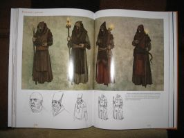 The Witcher 2 CE Artbook2 by WolfClub23