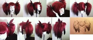 Red Queen Original Wig by taiyowigs