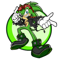 SC: Scourge the Hedgehog:. by 5courgesbestbuddy