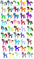 MLP HUGE adoption!!!!! by Honey-PawStep