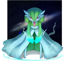 Gardevoir by Hello-Its-A-Snail