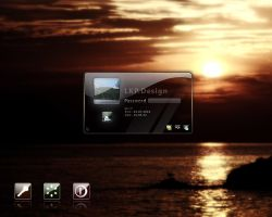 Windows 7 theme. by LKP-Design