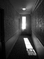 S.S. Hallway - 1 by shudder-stock