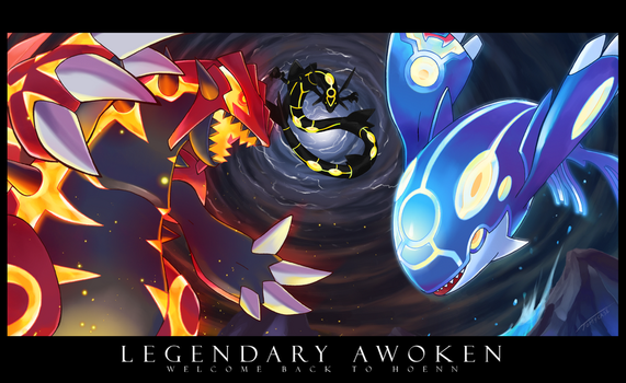 Legendary Awoken by Tomycase