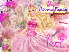 Barbie The Princess And The Popstar Wallpapers by RavenVillanuevaT2P