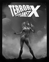 .:Terror From Planet X:. by vashperado