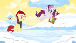 Christmas Time by Celestia-In-Love