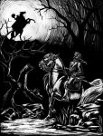 Headless Horseman - The Chase Begins by lunatteo