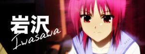 Sig - Iwasawa of Angel Beats by Kite136