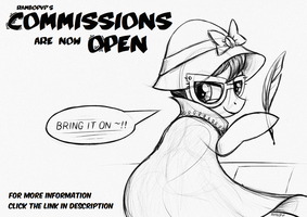 Commissions are Open by Rambopvp
