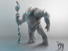 Rune guardian (pet) by Valhelsing2