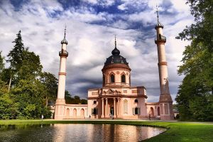 First mosque by profi1974