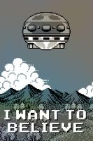 I want to believe by UnexpectedToy