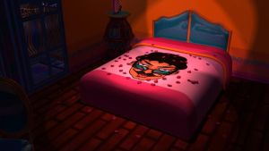 Piero's Room 2 by Wenimation