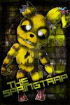 Chibi: Five Nights at Freddy's 3 - The Springtrap by ToxicStarStudio