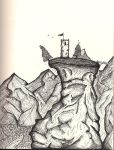 The Watch-tower by Cotton-Katze