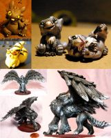 Sculpts for sale by Vertaki