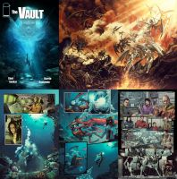 The Vault #1 by saktiisback