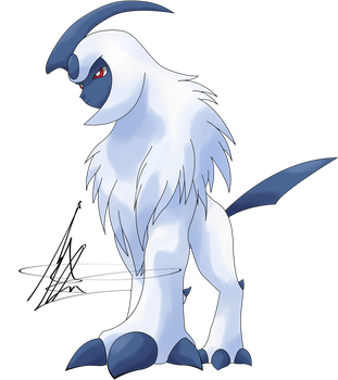 Absol by GusGs