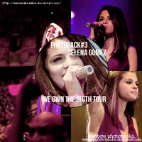 +SelenaGomez We Own The Night Tour Latinoamerica by MarianaBeadles