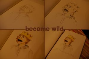 becoming a wild thing by otobai