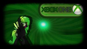 Console Pony: Xbox One Wallpaper by XBoomdiersX