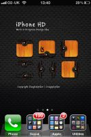 Techy iPhone 4 Icon Design 1 by NoobGamer75