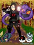 The Baroness Pokemon Trainer by DannimonDesigns