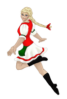 Maid Hungary by lethe-gray