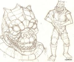 BOSSK ROUGH TWO by tarpalsfan