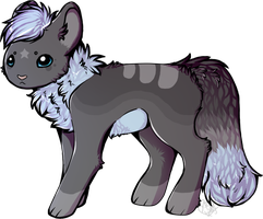 [CLOSED] Auction - Maaki Design 4 by YumiTheWolf
