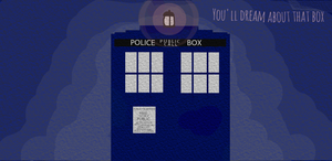 You'll Dream About That Box by DoctorWhoLuv