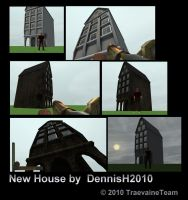 New Big House for the Game by DennisH2010