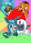 AT: Kagomeamichun: Kawaiiland wit Chibimon by Toyeshinyama