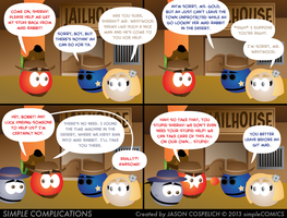 SC669 - Westwood and Cowboy 19 by simpleCOMICS