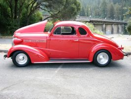 1938 Chevrolet Styleline Coupe by RoadTripDog
