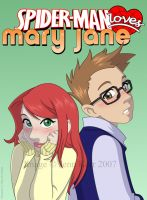 Spiderman Loves May Jane by Jade-Fire22