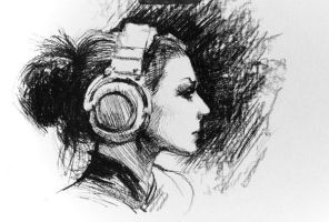 Headphones by ClintCearley