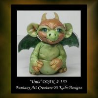 Umis Fantasy Little Creature by KabiDesigns