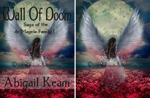 Wall of Doom book cover by SweediesArt