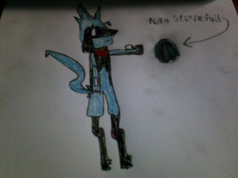 May the Riolu Drawing by FireLucario