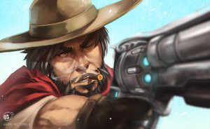 McCree by thisishamm