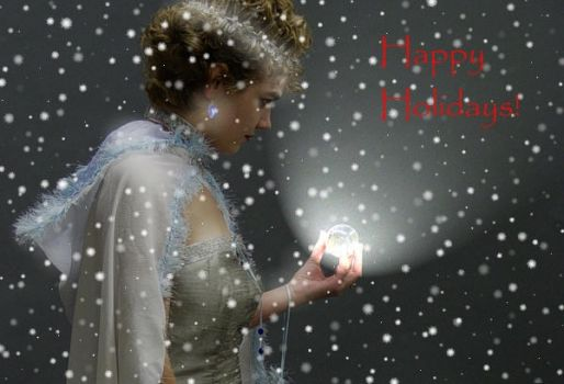 Happy Holidays 08 by InKi-Stock