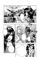 Heros - Sequential art from my manga Heros by viniciusdesouza