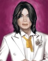 Michael Jackson Forever Love by tianyi