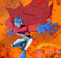 Happy Hallooween by arceeenergon