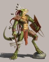 reptile by 4empion